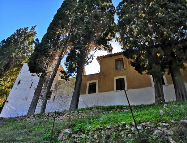 monastery skopelos activities