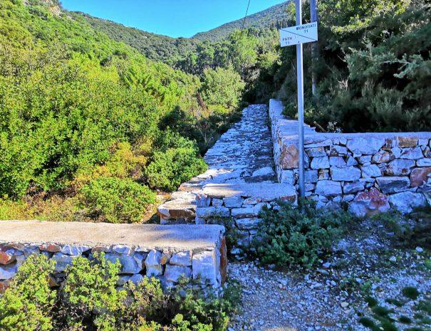 skopelos activities paths