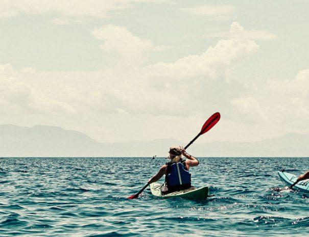 Kayaking-skopelos activities