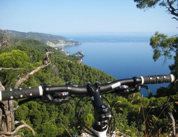 skopelos cycling