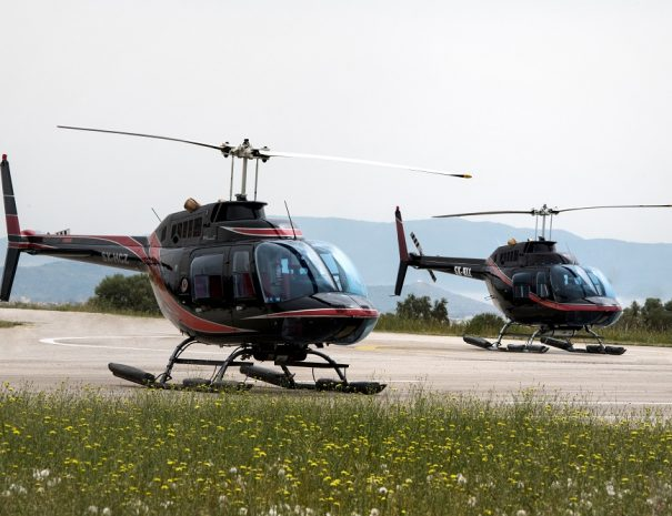 skopelos helicopters
