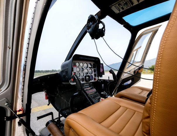 skopelos transfer helicopter